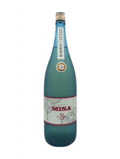 MISA 兵庫夢錦 特別純米<br>灘菊酒造 1.8L