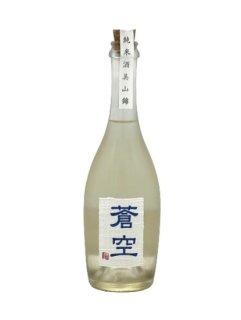 蒼空 純米酒 美山錦<br>(藤岡酒造)500ml