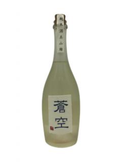 蒼空 純米酒 美山錦 火入れ<br>(藤岡酒造)500ml