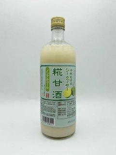 千代むすび 糀甘酒 シークァーサー<br>(千代むすび酒造)785g