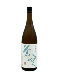 蒼空 純米酒 美山錦 <br>藤岡酒造 1.8L