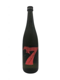 七冠馬 純米吟醸 生原酒<br>ザ・セブンタイプR<br>(簸上清酒)720ml