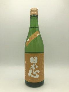 日本心 ひやおろし 吟醸 原酒 黄金<br>(武田酒造)720ml