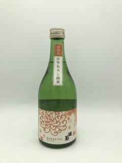 灘菊 ひやおろし 純米<br>(灘菊酒造)500ml