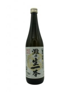 灘の生一本 純米<br>(剣菱酒造)720ml