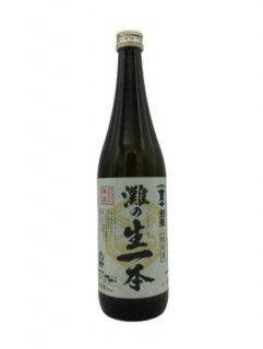 灘の生一本 純米<br>剣菱酒造 720ml