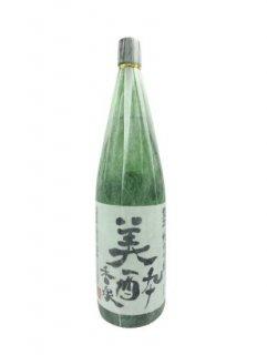 龍力 美酔香泉 純米吟醸 しずく酒<br>本田商店 1.8L