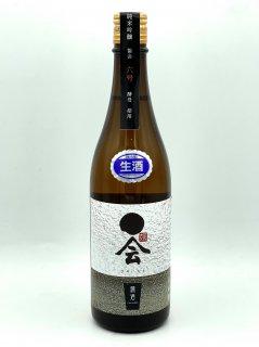 媛一会 純米吟醸 六號酵母仕込み 燗酒<br>(武田酒造)720ml