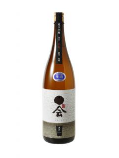 媛一会 純米吟醸 六號酵母仕込み 燗酒<br>武田酒造 1.8L