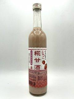 いちご糀甘酒<br>(千代むすび酒造)
