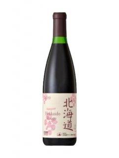 北海道ルージュ<br>(北海道ワイン)