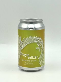 Dragon Seltzer<br>Yuzu × Kuromame<br>Far Yeast Brewing