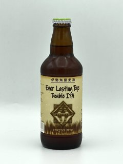 Ever Lasting Rye Double IPA<br>伊勢角屋麦酒 330ml