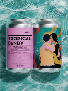 TROPICAL DANDY<br>NARABREWING 350ml缶