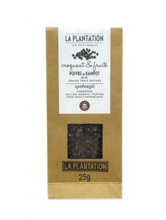 LA PLANTATION<br>POIVRE KAMPOT<br>塩漬け胡椒 25g