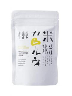 京都伏見 米粉のカレールー<br>宮本ファーム 100g