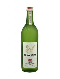 BLANC MISA<br>白麹 特別純米 愛山<br>灘菊酒造 720ml