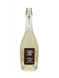 蒼空 特別純米 短稈渡舟<br>藤岡酒造 500ml