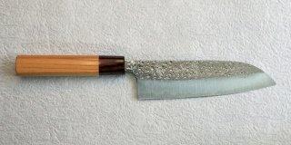 黒�優 「雫」三徳170mm  Yu Kurosaki