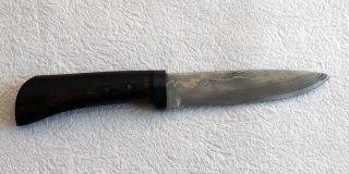 佐治武士 「カムイ型磨き」小剣鉈 125mm  Takeshi Saji