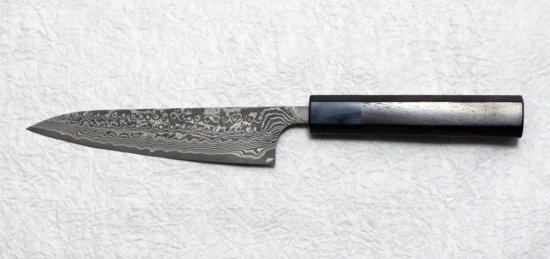 ※特注品 山本直 黒腐食ペティ135mm Limited Edition Nao Yamamoto damascus petty 29,700 JPY