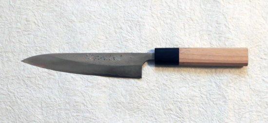 山本直 梨地ペティ150mm Nao Yamamoto nashiji damascus petty 24,200 JPY