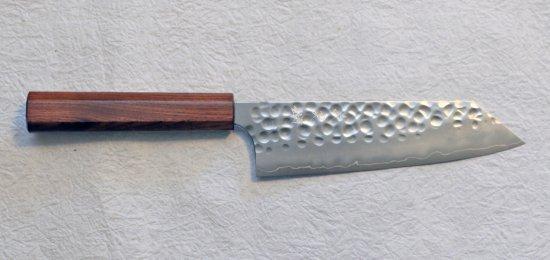 加藤義実 鎚目文化165mm Yoshimi Kato hammerd bunka with enjyu hadle 26,400JPY