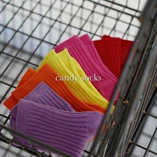 キャンディーsocks