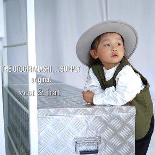 【original】pokopoko mountain hat