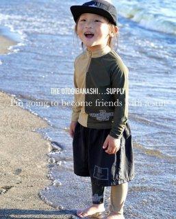 【TOOC】sunsunふれんどrush guard - kids・adult