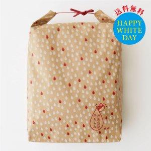 【送料無料】ホワイトデーギフト11個大米袋セット