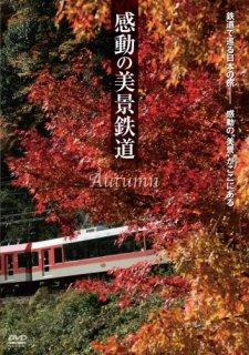 感動の美景鉄道 秋[DVD]