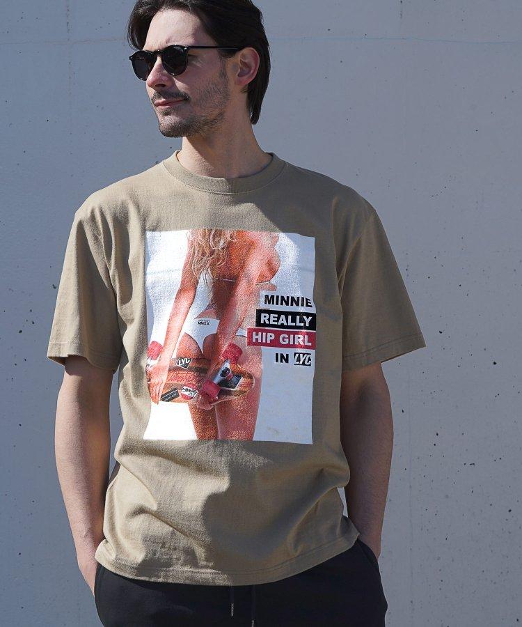 【LIBERTY CITY/リバティーシティ】 [HIP GIRL] Tシャツ