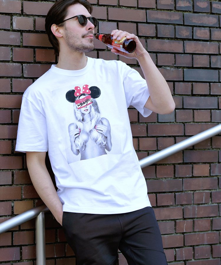 【LIBERTY CITY/リバティーシティ】 [MINNIE] Tシャツ