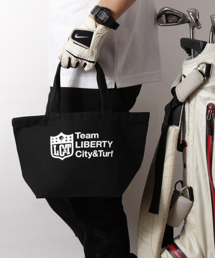 【LIBERTY CITY/リバティーシティ】 [TEAM LC and T] カートバッグ