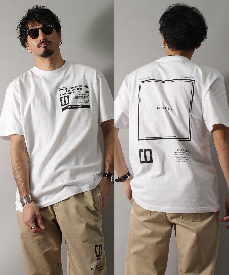 【LIBERTY CITY/リバティーシティ】 [IMPOSSIBLE IS] Tシャツ