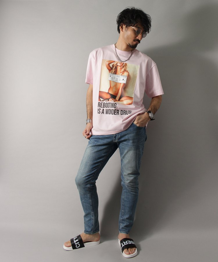 【LIBERTY CITY/リバティーシティ】 [REBOOTING] Tシャツ