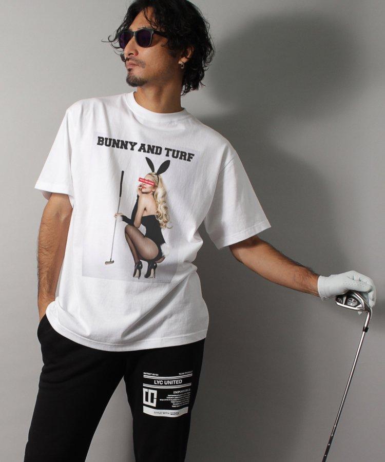 【CITY&TURF】 [BUNNY&TURF] Tシャツ