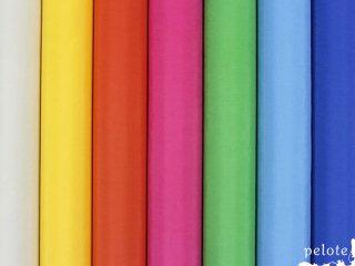 生地 布 ナイロンオックス 撥水コーティング加工ソフトワッシャー(無地)全18色