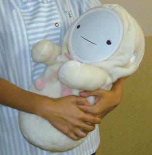 いやし型赤ちゃんロボット スマイビ