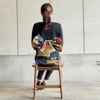 帯チェア ふくら雀(OBI Chair Fukurasuzume)
