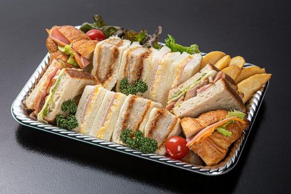 103.サンドイッチセット(3〜4人前)