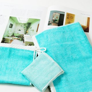 制菌タオルシリーズ cotton 80% rayon 20%