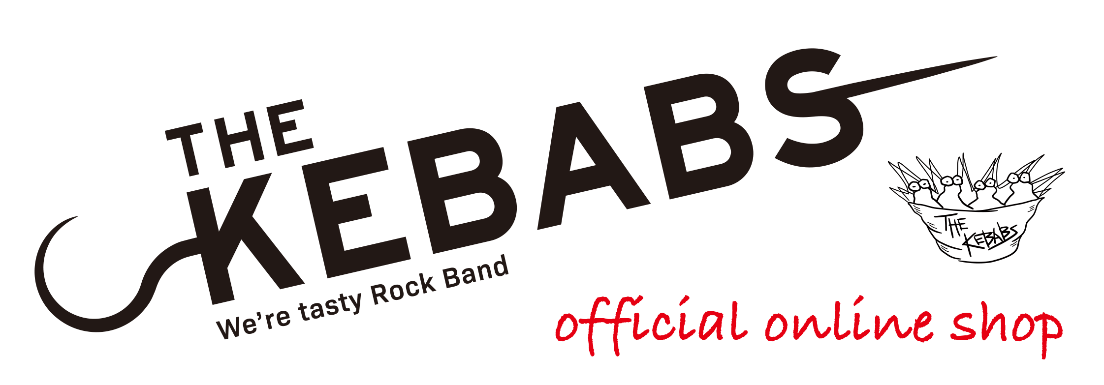 THE KEBABS official online shop
