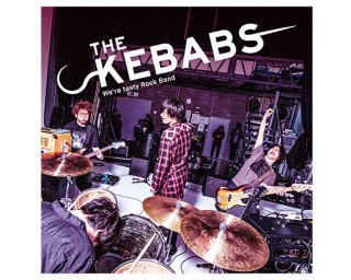 THE KEBABS [スタジオ録音盤]