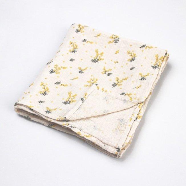 スワドルブランケット Mimosa Swaddle Blanket