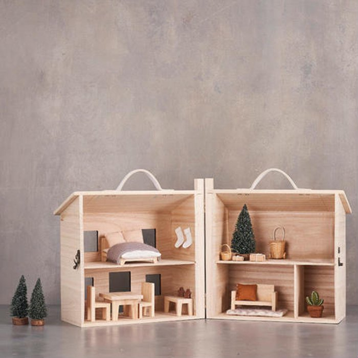HOLDIE HOUSE Furniture Pack ドールハウス用木製家具セット