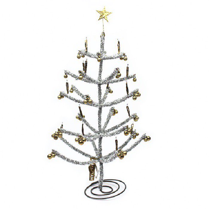 christmas tree silver クリスマスツリーシルバー