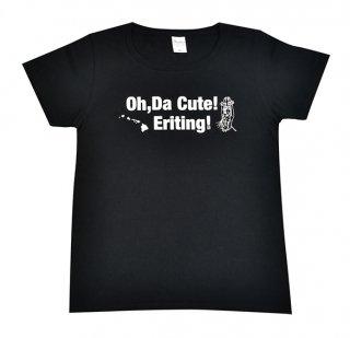 ロコイングリッシュ Tシャツ・ブラック