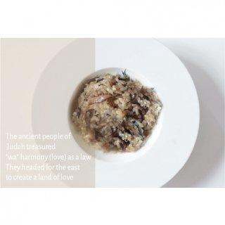 レトルトごはん 量子水で炊き上げた ひじきごぼう玄米ごはん 【常温保存可】
